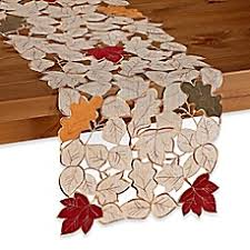 table runners lace u0026 linen table runners bed bath u0026 beyond