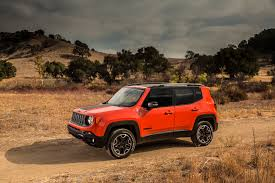 new jeep renegade 2017 jeep renegade vs 2017 chevrolet trax compare cars