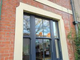 Plastic Front Door by Box Bay Window Windows That Project From The House And That Have A
