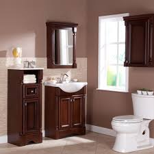 Guest Powder Room Bathroom Linen Cabinets Which Uses Too Much Wood Like Items In The