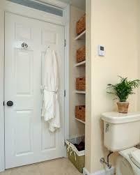 Seagrass Bathroom Storage 6 Diy Bathroom Storage Tricks Bathroom Storage Storage And Door