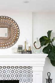 Tiled Fireplace Wall by Best 10 Fireplace Tile Surround Ideas On Pinterest White
