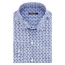 men u0027s van heusen slim fit wrinkle free point collar dress shirt