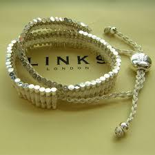 silver bracelet styles images Ship bracelet white golden jpg
