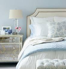 mirror nightstand contemporary bedroom muse interiors