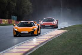 mclaren ceo on track with pure mclaren