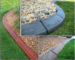 curb landscaping concrete landscape borders concrete curbing curb