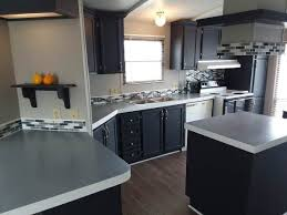how to update mobile home kitchen cabinets our best mobile home finds for april 2018 remodeling