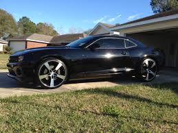 chevy camaro 24 inch rims 22 inch replica on black ss camaro5 chevy camaro forum