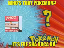 Pokemon Meme Generator - who is that pokemon meme generator imgflip