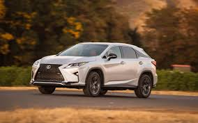 lexus convertible comparison lexus rx 350 f sport 2017 vs jeep wrangler 2017