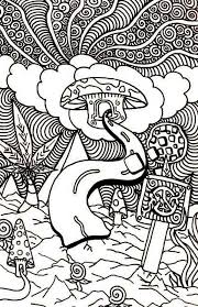 High Way Trippy Coloring Pages Batch Coloring Coloring Pages For High