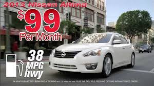 nissan altima 2016 lease get the 2013 nissan altima for just 99 month from naples nissan