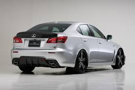 lexus coupe black wald lexus is f sports line black bison edition picture 21041