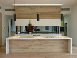 kchen modern mit kochinsel 2 modern kitchens oak fronts kuecheninsel white countertop mirror