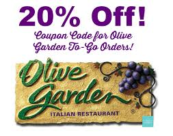 olive garden coupons 5 olive garden coupon code 20 off