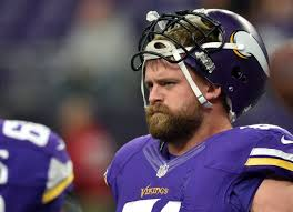 stefon thanksgiving grateful vikings center joe berger returning to native michigan