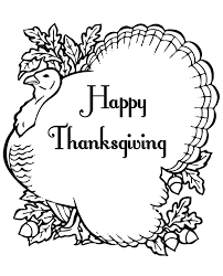 printable thanksgiving coloring pages greeting card coloring pages