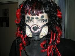 black widow spider eye makeup mugeek vidalondon