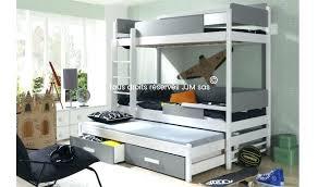bureau superposé lit superpose en bois pas cher lit superpose blanc bois lit