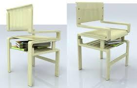 Bookshelf Chair Minimal Mantle Seating Bookshelf Chair