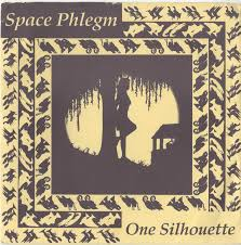 Wasted Space by Space Phlegm One Silhouette B W Wasted Space Picture Sleeve