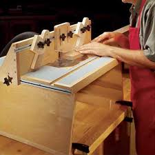 making a router table woodworking project paper plan to build benchtop router table