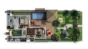 Italian Villa Floor Plans Luxury Beachfront Villa Bali The Strand Villa St Regis Bali