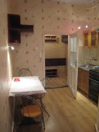 Interior Design Ideas 1 Room Kitchen Flat One Room But Quite Big Flat 40m2 With Kitchen To Rent From Now