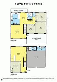 savoy floor plan 4 savoy street bald hills u003e re max australia