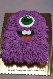 Halloween Birthday Cakes Pictures by Best 20 Monster Cupcakes Ideas On Pinterest Cookie Monster
