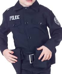 police costume for halloween police man set child halloween costume walmart com