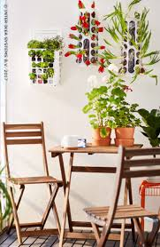 Ikea Wall Planter 65 Best Balconies Images On Pinterest Small Balconies Balcony