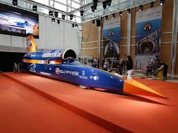 lexus derby road liverpool bloodhound ssc to start on road to 1000mph in spring 2017 the