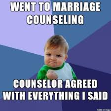 I Feel Good Meme - i know marriage isnt about winning or losing but this did feel good