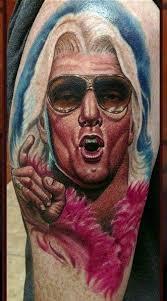 wwe tattoos superfanworld