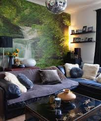 Nautical Living Room Take A Forest Atmosphere To Your Home By Decorating The Living
