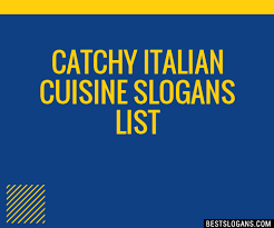 slogan cuisine 30 catchy cuisine slogans list taglines phrases names 2018