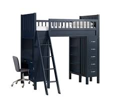 Bunk Bed Systems With Desk C Bunk Bed System Pottery Barn