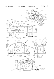patent us5791197 automatic transmission shifter with manual