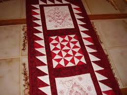 table runner patterns sew the best