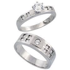 Sterling Silver Wedding Rings by Wedding U0026 Engagement Rings