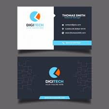 digital business card tempalte template free download on pngtree