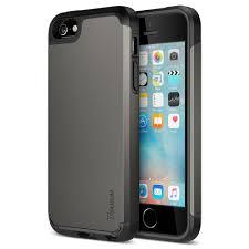 amazon com spigen tough armor iphone se 5s 5 case with