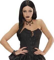 maquillage gothique homme bracelet gothique rose bleue femme halloween deguise toi achat