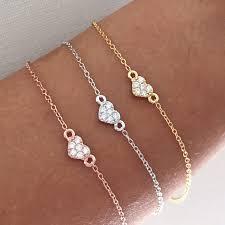 rosie bracelet rose gold u2014 iconic style