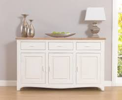 buy the parisian 145cm shabby chic sideboard at oak furniture