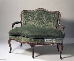 canap style louis xv small louis xv style carved and molded wood canape