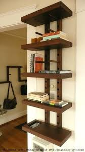 Wall Mounted Bookshelves Diy by Wall Mounted Shelving Wallmounted Shelving Systems You Can Diy