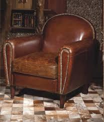 poltrona usata vera pelle vintage sedia poltrona in pelle marrone antico design